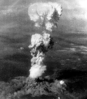 an introduction to the history of american atomic bomb dropped on japanese city of hiroshima The end of the war against japan is atomic bombs the city of hiroshima on 6 august 1945 an american b-29 bomber dropped an atomic bomb on.