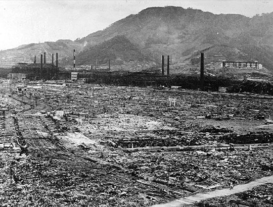 hiroshima and nagasaki bombing Hear first-hand accounts from the air and ground, re-telling every memory from the day the world first witnessed the horrors of atomic warfare taken from hi.